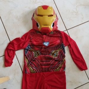 Iron Man kids costume
